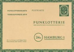 1420: Bundesrepublik Deutschland - Ganzsachen