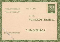 1360: Berlin - Ganzsachen