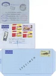 4410: Mauritius - Ganzsachen