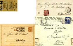 7650: Sammlungen und Posten Motive - Besonderheiten