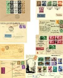 7080: Sammlungen und Posten Europa - Besonderheiten