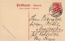 425: Deutsche Besetzung I. WK Rumänien 9.Armee - Ganzsachen