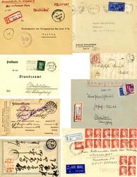 7350: Sammlungen und Posten Weltweit - Besonderheiten