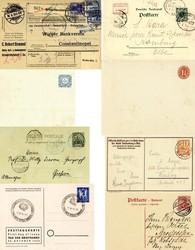 7131: Sammlungen und Posten Franz. Kolonien Amerika