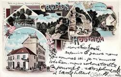 170110: Niederlande, Provinz Utrecht - Postkarten