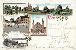 170060: Niederlande, Provinz Limburg - Postkarten