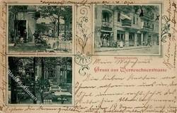 111100: Deutschland Ost, Plz Gebiet O-11, 110-119 Berlin Vororte