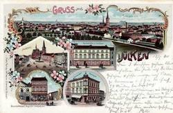 104060: Deutschland West, Plz Gebiet W-40, 406 Viersen