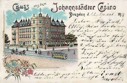 118000: Deutschland Ost, Plz Gebiet O-80, 800-809 Dresden