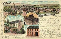 105470: Deutschland West, Plz Gebiet W-54, 547 Andernach