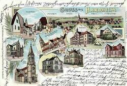 106960: Deutschland West, Plz Gebiet W-69, 696 Osterburken