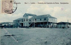 1680: Angola - Picture postcards