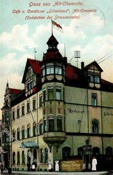 119000: Germany East, Zip Code O-90, 900-902 Chemnitz Ort - Picture postcards