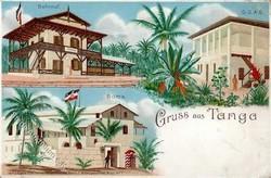 6185: Tansania - Postkarten