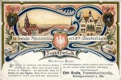 213500: Postgeschichte, Philatelistentage und Kongresse