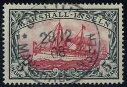 220: Deutsche Kolonien Marshall Inseln