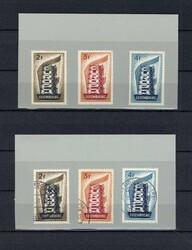 7680: Sammlungen und Posten Schiffspost - Sammlungen