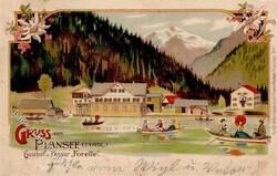 180060: Österreich, Plz 6XXX, Tirol (ohne Osttirol) und Vorarlberg