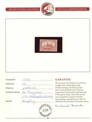 7012: Sammlungen und Posten Dt. Kolonien u. Auslandspostämter - Sammlungen