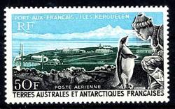 2680: French Antarctic Territories