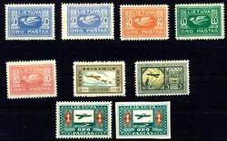 4185: Litauen - Flugpostmarken