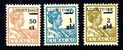 4630: Niederländische Antillen - Flugpostmarken