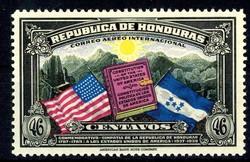 2975: Honduras - Flugpostmarken