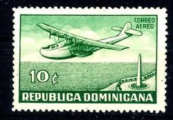 2410: Dominikanische Republik - Flugpostmarken