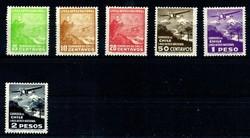 2055: Chile - Flugpostmarken