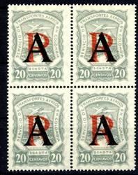 5610: Scadta - Flugpostmarken