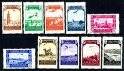 5995: Spanisch Marokko - Flugpostmarken