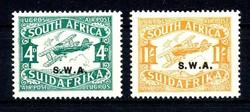 6120: Südwestafrika - Flugpostmarken