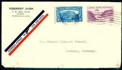 4890: Panama Kanalzone - Flugpostmarken