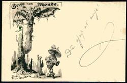 140: Deutsches Reich Stadtpost - Postkarten