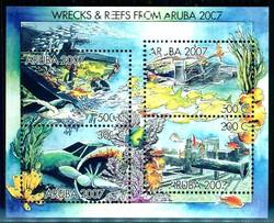 1730: Aruba - Blöcke