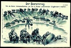 3861: Kap der Guten Hoffnung Burenkrieg - Postkarten