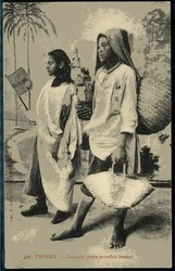 6445: Tunesien - Postkarten