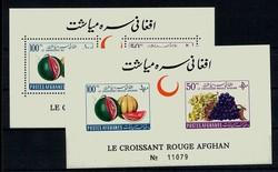 1600: Afghanistan - Blöcke