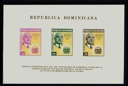 2410: Dominikanische Republik - Blöcke