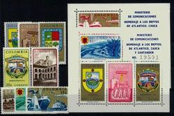 3930: Kolumbien - Blöcke