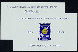 4165: Liberia - Blöcke