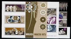 4355: Malta - Blöcke