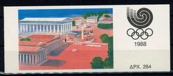 2820: Griechenland - Markenheftchen