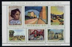 5625: Schweden - Blöcke