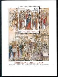 6630: Vatikanstaat - Blöcke