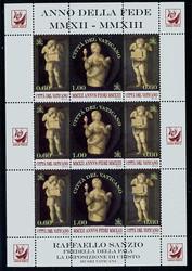 6630: Vatikanstaat - Zusammendrucke