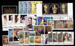 6630: Vatikanstaat - Jahrgänge