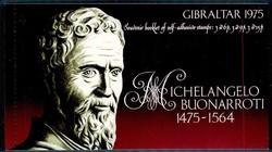 2790: Gibraltar - Markenheftchen