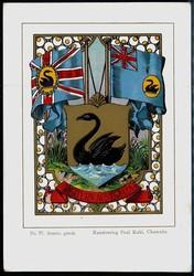 6710: Westaustralien - Postkarten