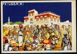 5770: Somalia - Postkarten